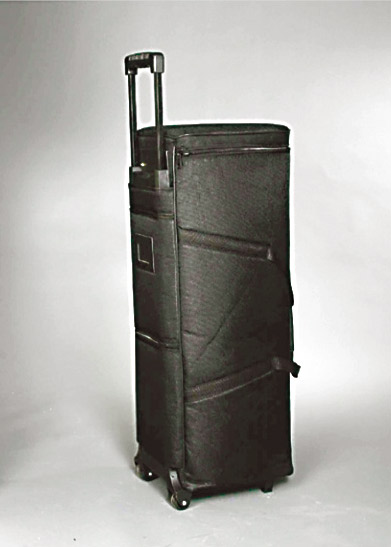 Pop up velcro 3x3 dritto - Trolley per trasporto