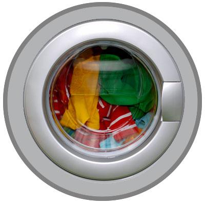 Lavaggio in lavatrice del runner