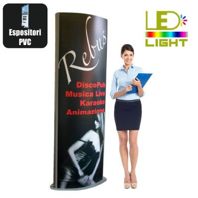 Totem 250 Luminoso LED